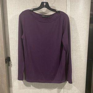Zanzea Small Purple Pullover Long Sleeve